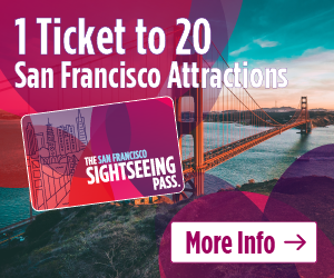 See San Francisco! It's almost free!