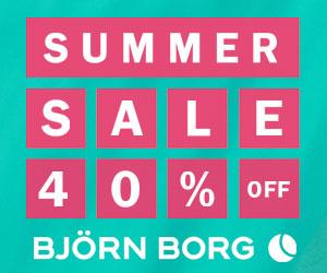 Summer Sale Bjorn Borg