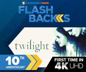 FandangoNOW Flashback Anniversaries