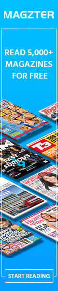Magzter GOLD - Free Trial - 120x600 - UK