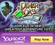 2 Sentence Review: Diner Dash iPhone App by Play First