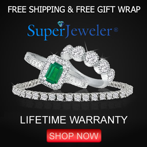 Shop for Your Wedding Jewelry at SuperJeweler.com