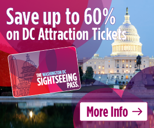 Washington DC Sightseeing Pass