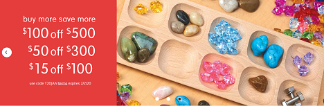 STEM & CURRICULUM PRODUCTS SALE! Save Up To $100 OFF Plus Free Shipping On Orders Over $99! Use Code