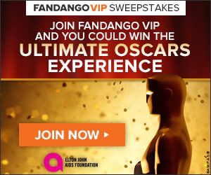 Win a VIP trip to the Oscars from Fandango