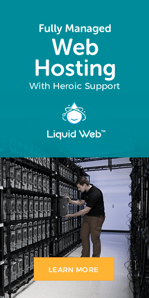 Fully Managed Web Hosting from Liquid Web