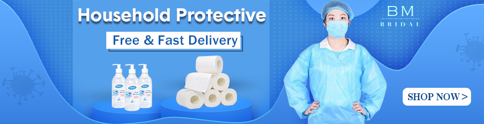 Hand Sanitizer, Protective Clothing & Face Masks