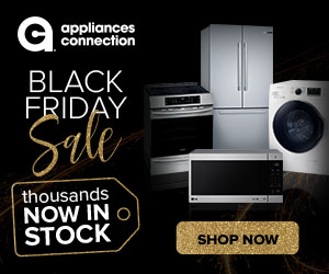Appliances Connection Pre-Black Friday Appliance Sale 2020