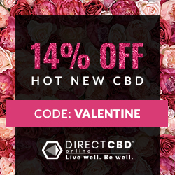 14% SAVINGS on CBD Products