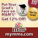 Affiliate / 12% Off Graduation