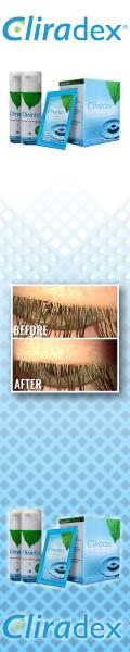 120x600 Deep Clean Eyelid Care in blue