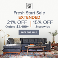 Up to 21% off!