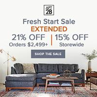 Image for Fresh Start Sale Extended!