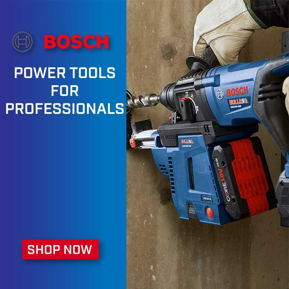 Bosch Power Tools and Accessories