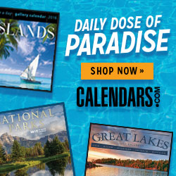 Shop Travel at Calendars.com!