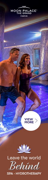 Enjoy at The Grand at Moon Palace Spa, Hydrotherapy and more.