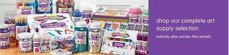 CRAFT & SCHOOL SUPPLY SALE! Save Up To $100 OFF Plus Free Shipping On Orders Over $99!