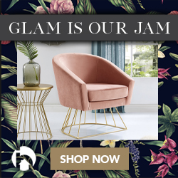 Inspired home, Glam, Contemporary Furniture, Living Room, Bedroom, Dining room, console table
