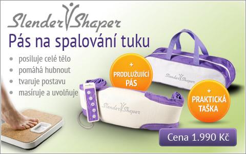Pás na hubnutí Slender Shaper levně u TopShop.cz
