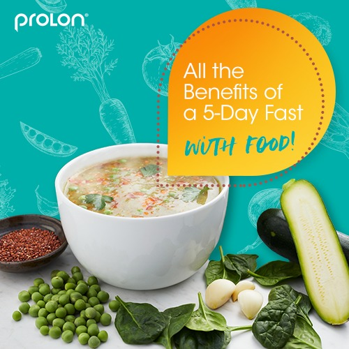 All the Benefits of a 5 Day Fast with ProLon!