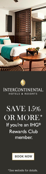 Save 15% or more if you're an IHG Rewards Club Member.