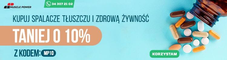10 procent rabatu
