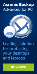 Acronis Data File Backup Recovery -Advanced Workstation