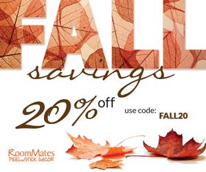 Shop RoomMates Fall Sale