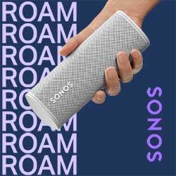 Image for Sonos Roam banner 250x250
