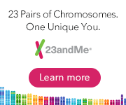 Get your DNA story at 23andMe