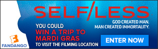 Self/Less New Orleans Mardi Gras Sweepstakes