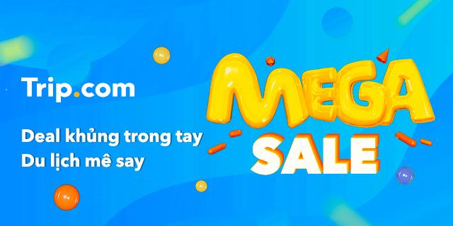 Shop Trip.com's MEGA SALE! Get Great Deals for your Next Trip!