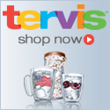 Shop Tervis tumblers at www.tervis.com