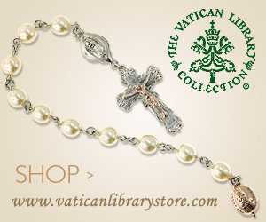 Shop crosses, rosaries and more!