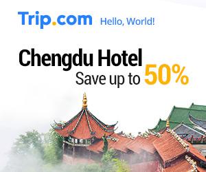 Chengdu Hotel 50% OFF