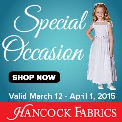 250x250 Special Occasion Items on Sale - Ends April 1st
