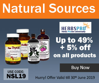 Natural Sources Up to 49% off
