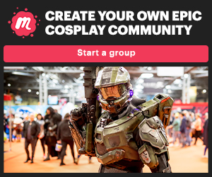Connect with passionate and talented cosplayers