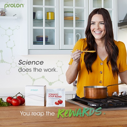 Science does the work, YOU reap the REWARDS with ProLon!