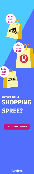 Start earning cash back with every purchase