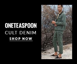 Shop MAN X ONETEASPOON
