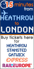 Buy tickets for the Heathrow Express train