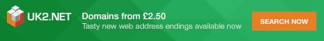 UK2NET web hosting