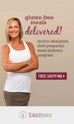 240x400 Gluten Free Meal Free Shipping
