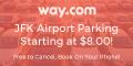 JFK Airport Parking as low as $8.00