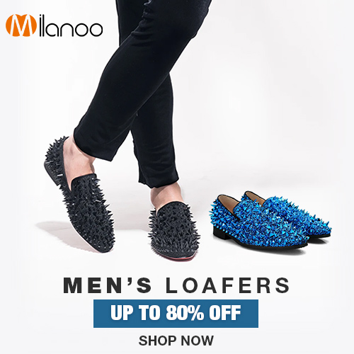 Up to 80% off Men's Loafers