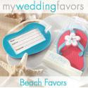 Beach Wedding Favors