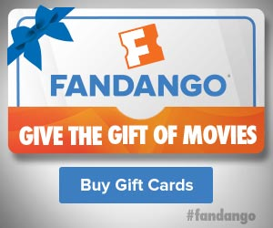 Father's Day Fandango Gift Cards
