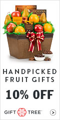 Handpicked Fruit Gifts 10% Off