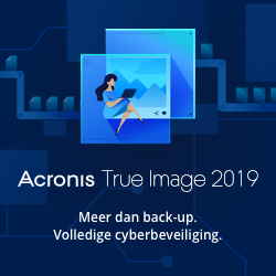 Image for NL Acronis True Image 2019 | Launch Banner